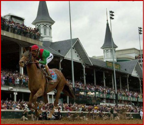 Team Valor wins Kentucky Derby